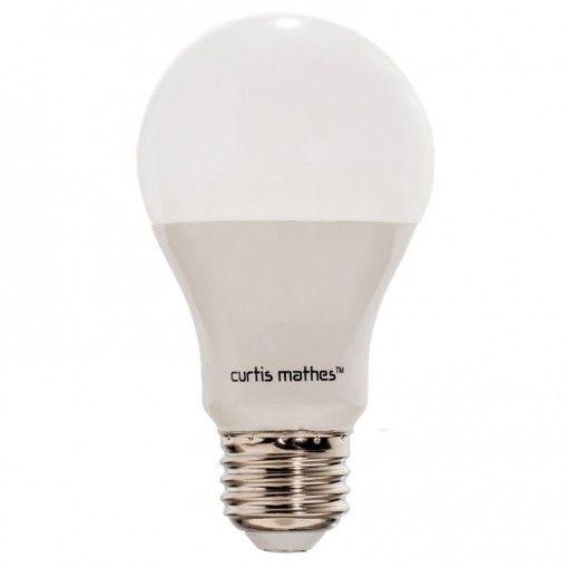 Curtis Mathes LED A19 9 Watts - 800 Lumens - 2700K
