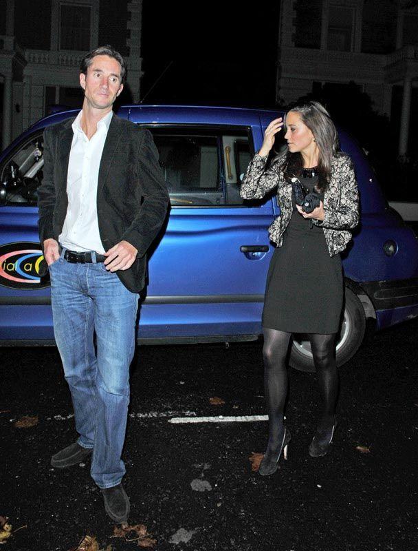 El novio de Pippa es el financiero y empresario James Matthews y salen juntos desde hace un año