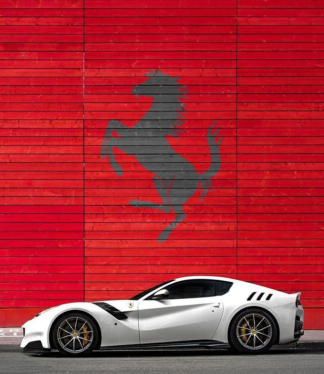 ♠️Ferrari F12TDF♠ pur blanc 1 of 799  follow us for more  #f12tdf #ferrarif12tdf #f12 #ferrari #f12berlinetta #only_f12tdf #laferrari #stance  #maranello #フェラーリ #ferrarifamiglia #458italia #supercar #italy #Феррари #forzaferrari #museoferrari #scriltech show some❤️  @sz_geri