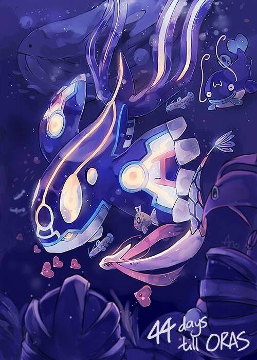 Primal Kyogre Wallpaper 56 best kyogre images on pinterest | pokemon cakes, fanart and