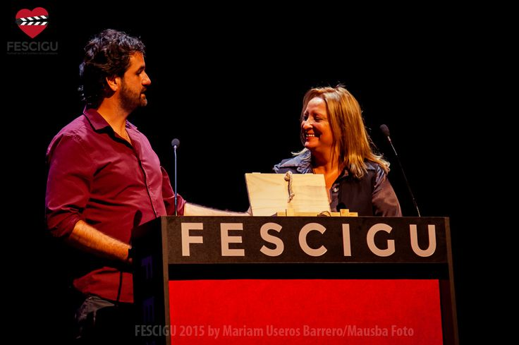 Diego Galaz y Patricia Kraus. Gala de Clausura. Fecha: 03/10/2015. Foto: Mariam Useros Barrero/Mausba Foto.