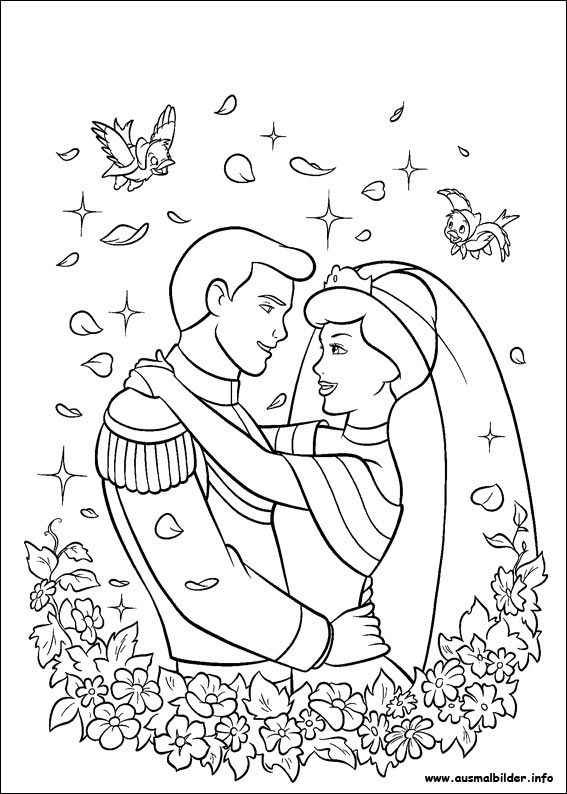 Aschenputtel Malvorlagen Cinderella Coloring Pages Disney Princess Coloring Pages Cartoon Coloring Pages