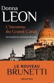 L'Inconnu du grand canal ebook by Donna Leon