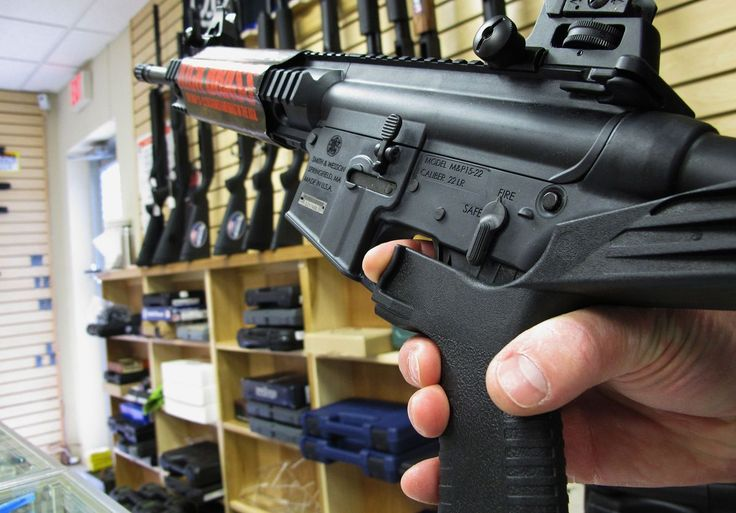 The device's legality hasn't been challenged yet, but firearm enthusiasts are taking no chances.