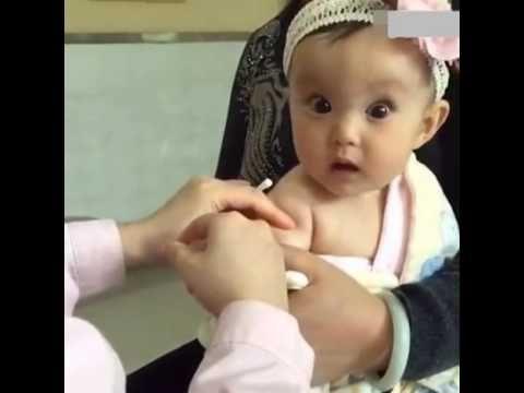 웃다 울다 귀여운 아기 ㅋㅋㅋ - YouTube