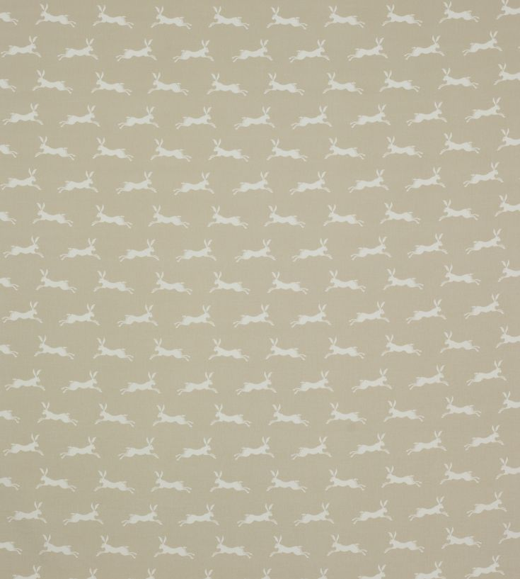 How To Style | Nurseries | March Hare Fabric by Jane Churchill | Jane Clayton