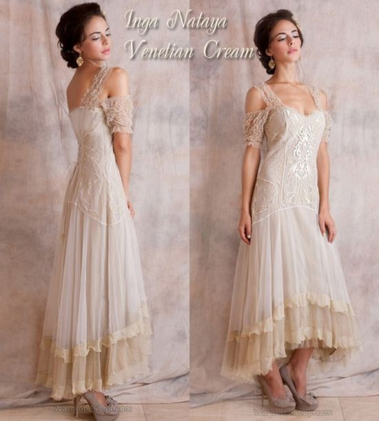 0c6efefa299c3230b68d3da4a69960e7  sleeve wedding gowns vintage wedding gowns - Vintage Wedding Gowns