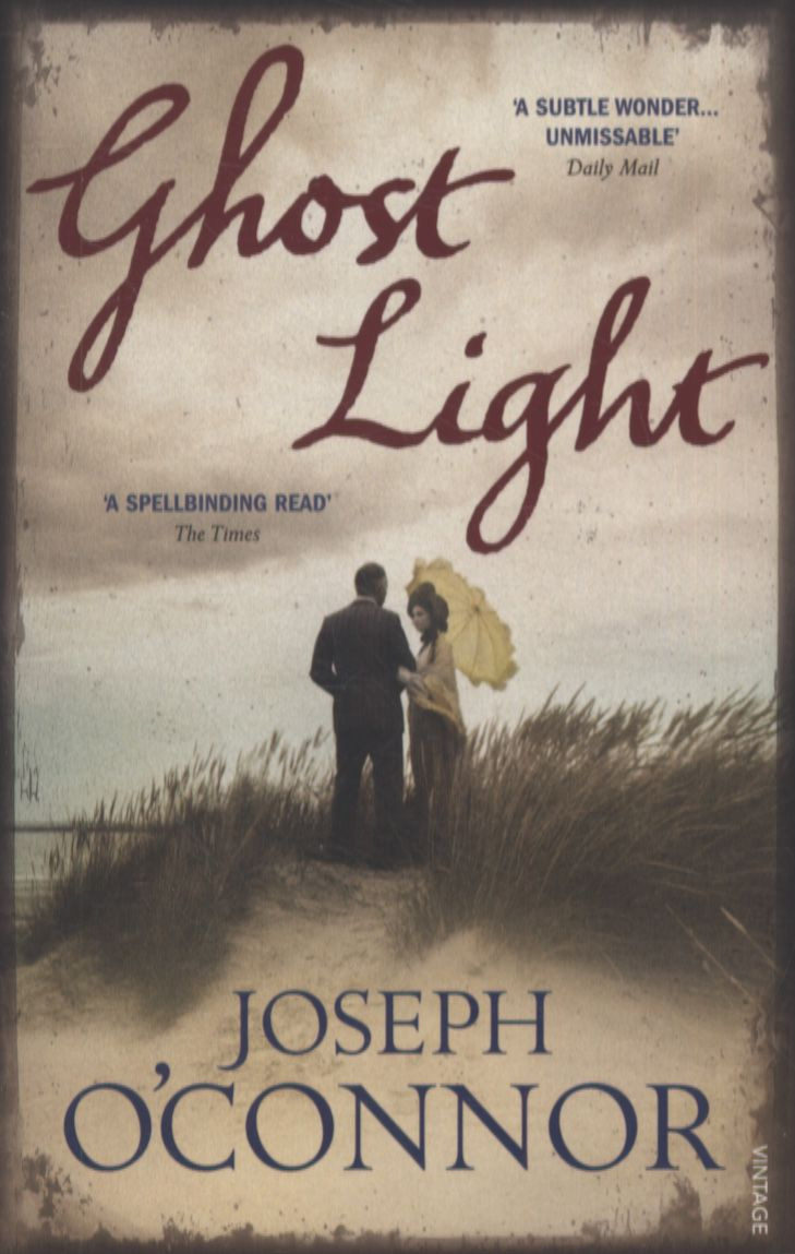 Ghost Light by Joseph O'Connor was the Dublin: One City, One Book choice for 2011.  The novel is loosely based on the love affair between the great Irish playwright John Millington Synge and the Abbey Theatre actress Molly Allgood.