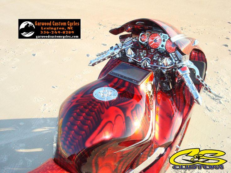 #GCC #Sportbike #Motorcycle #Motorbike #Kawasaki #zx14 #Suzuki #green #Hayabusa #busa