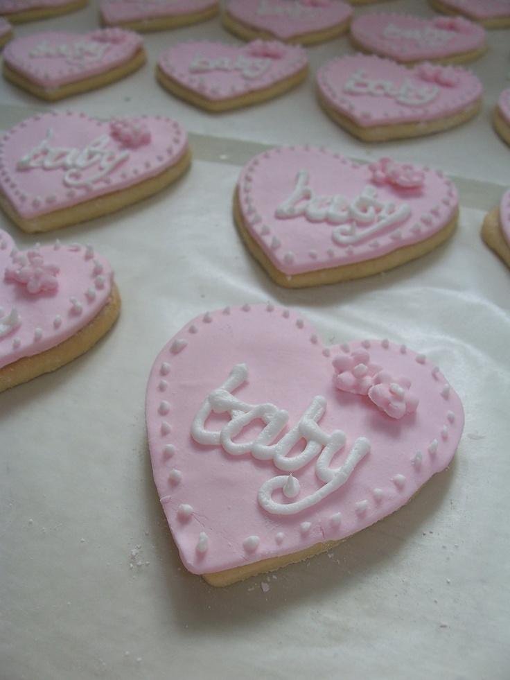 Baby Shower Cookies Baby Cookies Pinterest Baby
