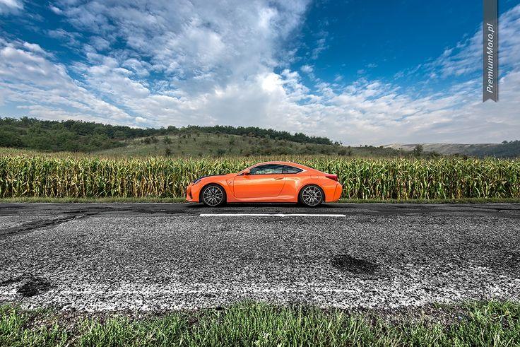 Lexus RC-F Carbon
