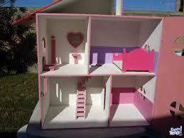 Resultado de imagen para casa de muñeca de barbie mediana