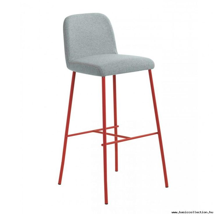 Miranda barstool #basiccollection #barstool #metalframe #colors #design #furniture #upholstered