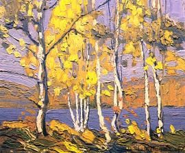 Tom Thomson Smoke lake