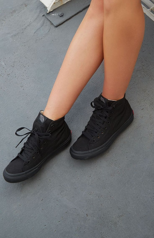 Vans Sk8-Hi Sneakers Decon Black