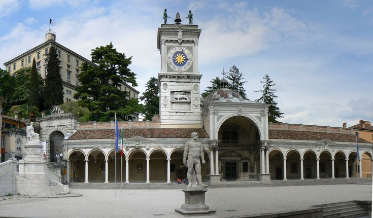 #udine #friuli #city #travel #italy - Stop&Sleep Udine
