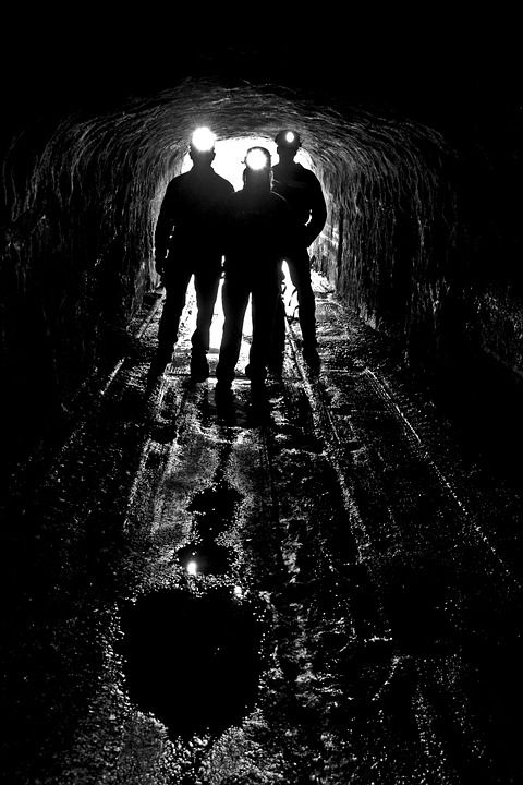 The inside of coal mines are often extremely dark places, where the only light source is from head touches! However, coal is a valuable source of fuel and energy - and therefore it's definitely worth the time it takes to find and retrieve the coal!   For further information on the coal please visit this website: www.swannscoalsupplies.co.uk  Charles Swann (Walsall) Ltd Old Landywood Lane Essington Wolverhampton WV11 2AP  Tel: 01922 408152