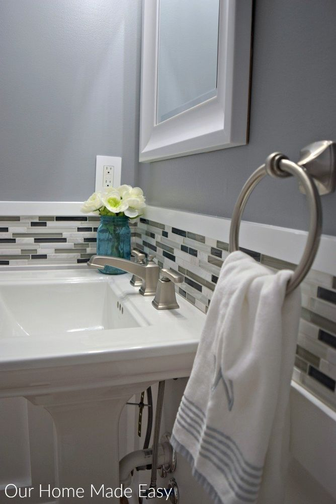 Do This One Thing To Make Your Bathroom Look So Much Better