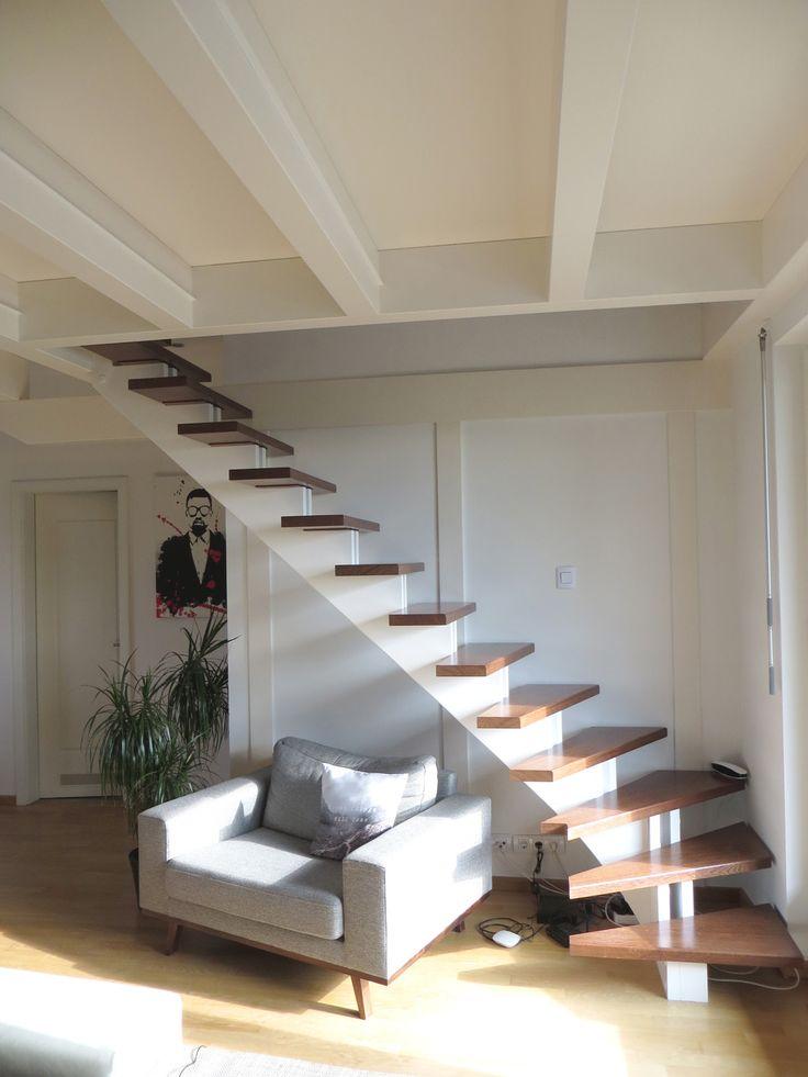 die besten 25 stufen bauen ideen auf pinterest wie man treppen baut minecraft entwirft und. Black Bedroom Furniture Sets. Home Design Ideas