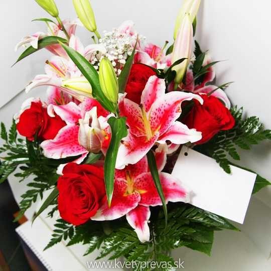 krásne kytice