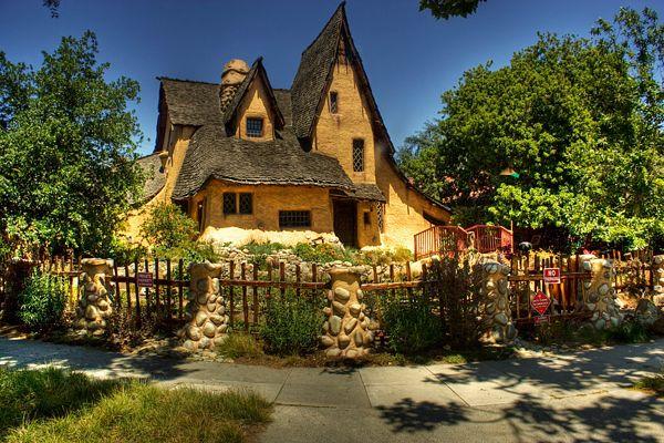 Spadena House, Beverly Hills, Californie