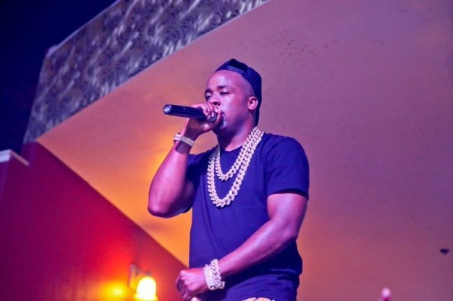 Yo Gotti and Future perform at Mansion Elan in Atlanta by Joi Pearson for Rolling Out photos by Exclusive Access