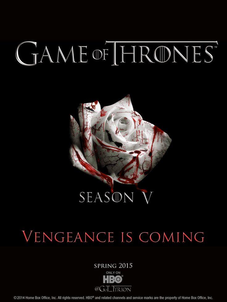 Game of thrones season five new trailer - è uscito il megatrailerone di GOT stagione 5 e non sto nella pelle XD