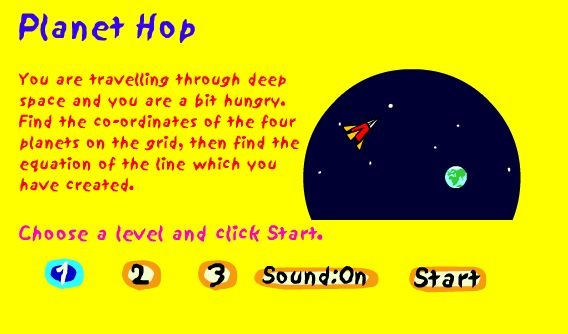 Data Analysis: Planet Hop