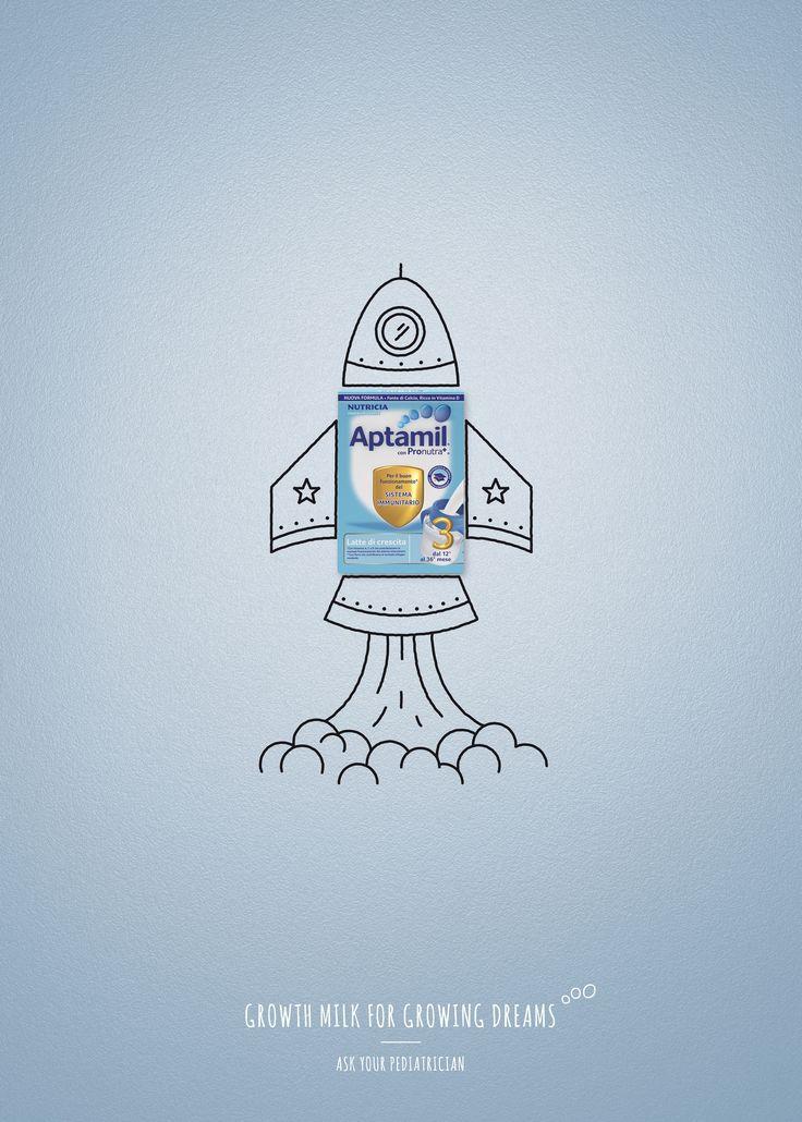 Adeevee - Aptamil Growth Milk: Imagination