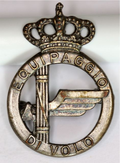 Italian Air Force Air Crewman's Badge