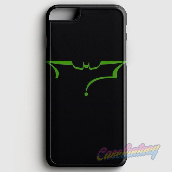 Batman Riddler iPhone 6/6S Case   casefantasy