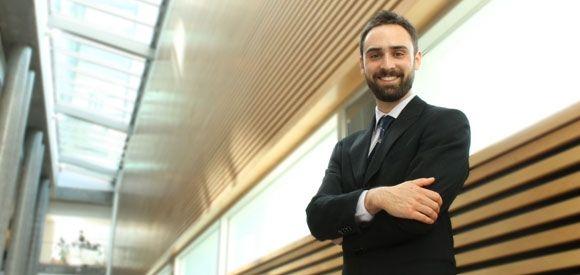 Meet Jordan Balanko, B.A.Sc. '15, Mechanical Engineering #UBCAPSCstars