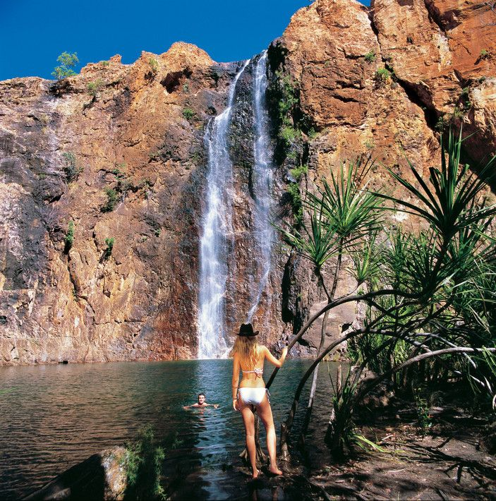 This is Kimberley, WA, offering an unforgettable experience during your vacation in Australia. www.OzeHols.com.au #VisitAustralia #VisitWA #Vacation