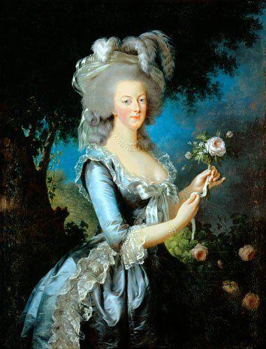 Marie-Antoinette d'Autriche, Peinture de Madame Louise-Elisabeth Vigée-Lebrun, 1783
