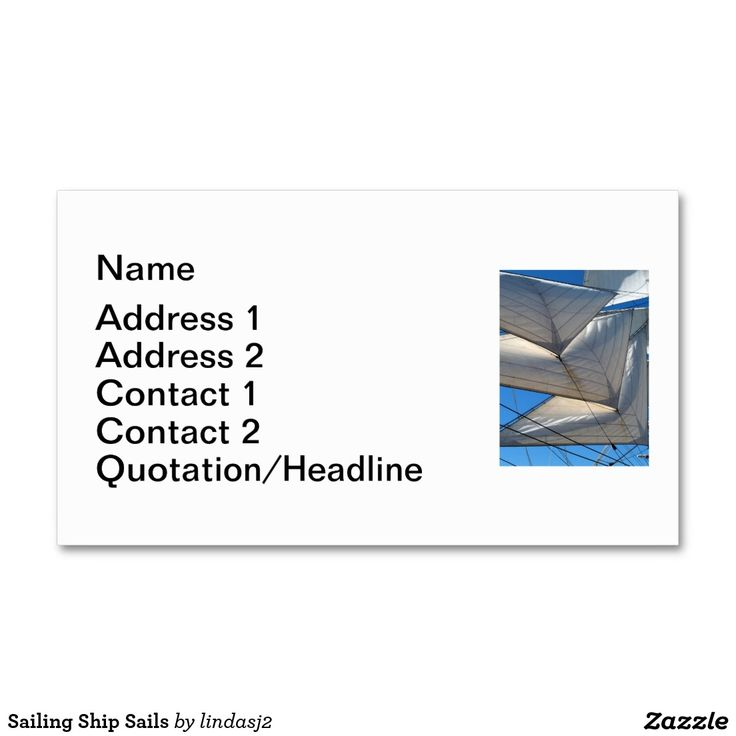 60 best zazzle business cards images on pinterest business cards sailing ship sails business card reheart Gallery
