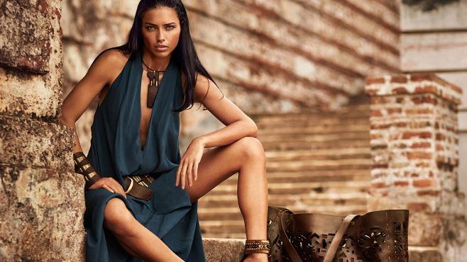 2014 Donna Karan Reklam Kampanyası - Moda - magkadin.com