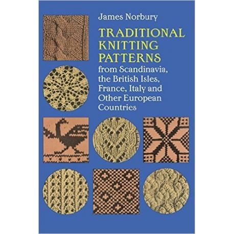 Engelstalig boek met traditionele kant,- en kleurtechniek patronen uit Scandinavie, de Britse eilanden, Frankrijk, Italie en andere Europesche landen. Dolopwol