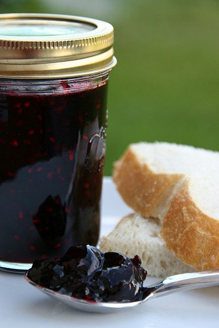 Blackberry Jam Recipe by jfolkmann