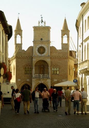Pordenone - historical centre