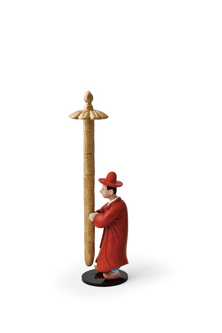 Oegyujanggak Uigwe figure - Guemjangdo [copyright ⓒ Cutural Foundation of National Museum of Korea, All rights reserved] , Korean souvenir