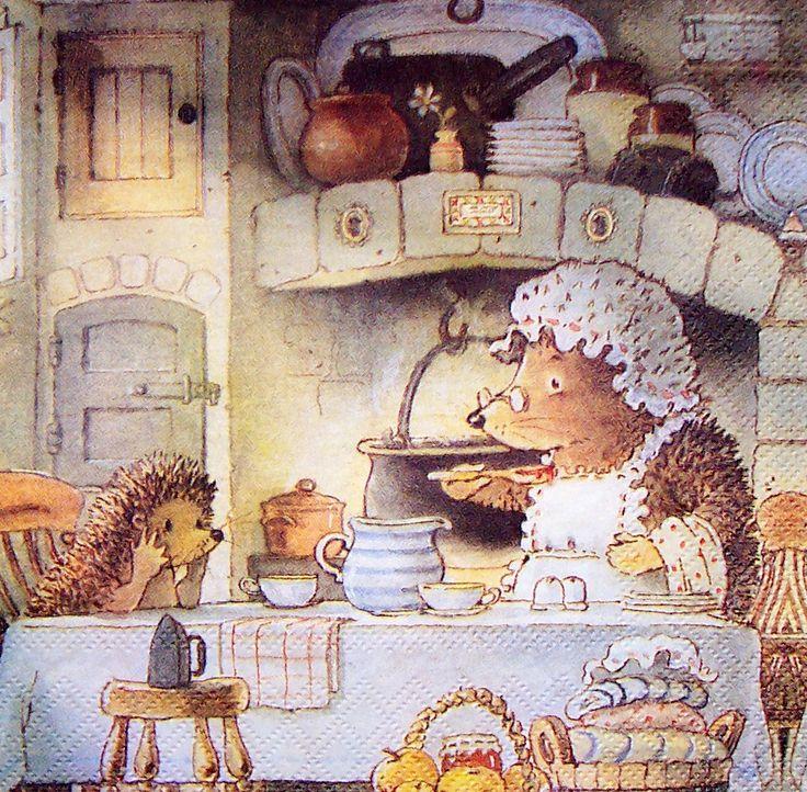 foxwood tales | ... servietten kinder foxwood tales 4724 foxwood tales serviette