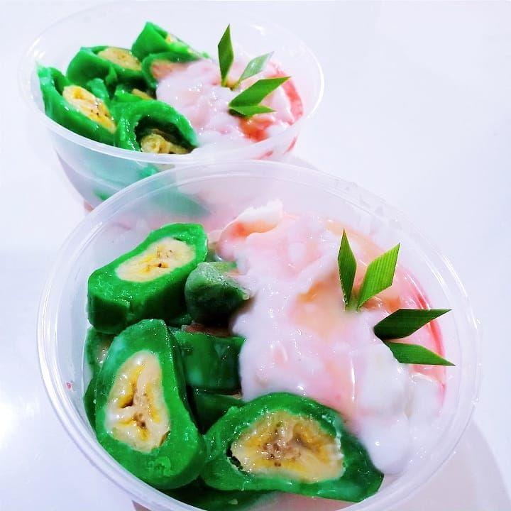 Pesedapjoo On Instagram Pisang Ijo Makassar Only 12k Cup Dm For Order Pisangijo Pisangijomakassar Kulinercimahi Kulinerbandung Unjani