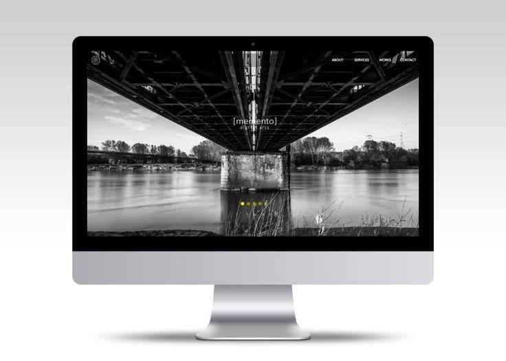 MEMENTO DIGITAL ARTS - Artwork di Flavia Della Moglie - Area: Web Design - Categoria: Sito Personale    Corso: Web Design Pro Responsive - Docente di web design: Marco Tramontano  #webgrafica #webdesign #website #sitoweb #memento #blackandwhite #webdesignnapoli #personalwebsite #digitalart #graphicdesign #ilasacademy #ilasdesignerschool #portfolio