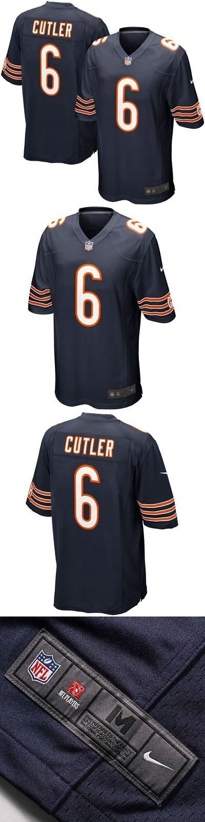 Youth 159111: Chicago Bears Jersey Jay Cutler #6 Nike Youth Game Replica Nfl Navy -> BUY IT NOW ONLY: $75 on eBay!