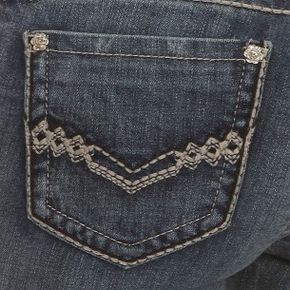 Rose Royce Randi Boot Cut Jeans #PFIWesternOldGringo
