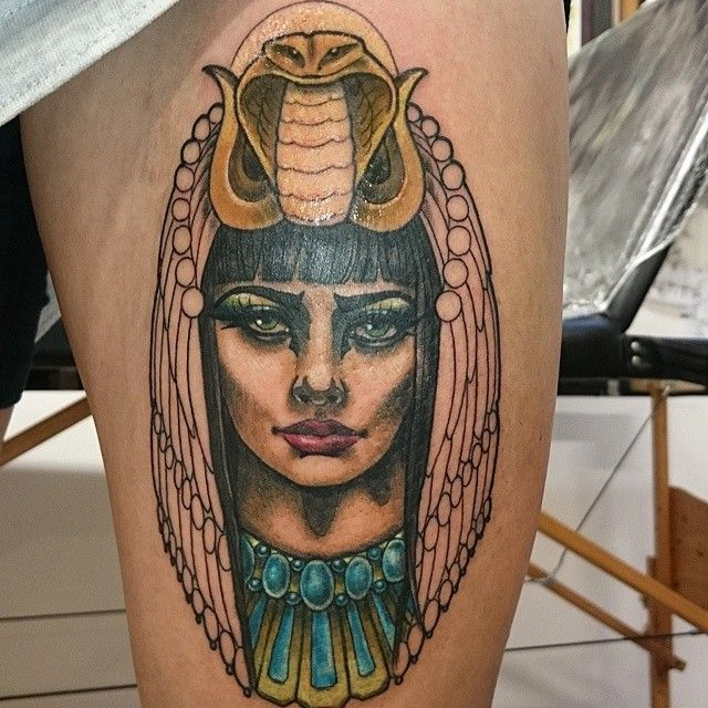 40  Ancient Egyptian Tattoo Designs and Symbols – History on The Body