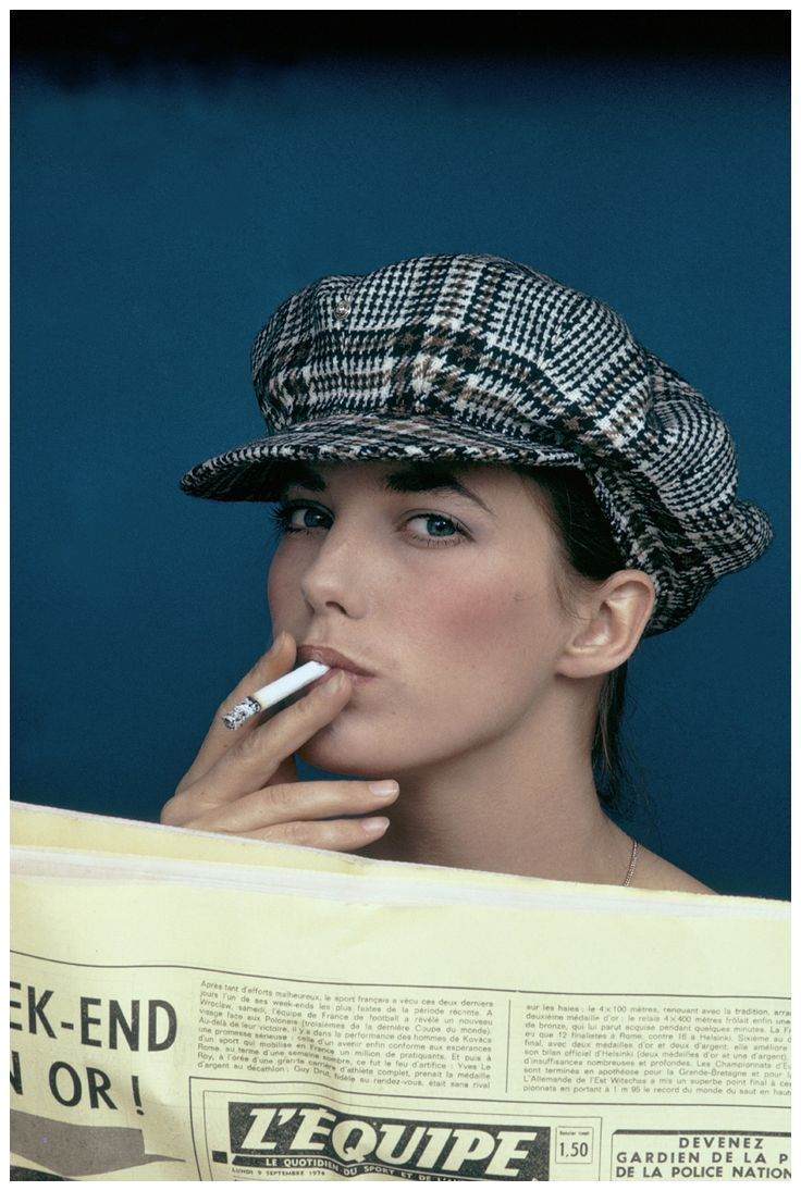 Jane Birkin, 1964, by Giancarlo Botti.