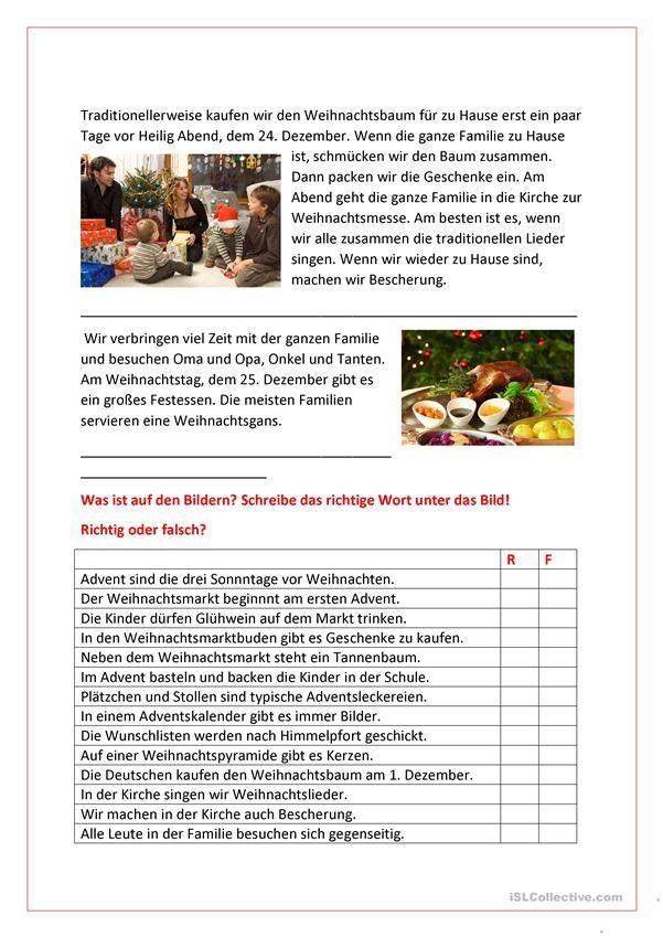 Adent Und Weihnachten With Images Nemet Nyelv Nyelv Nemet