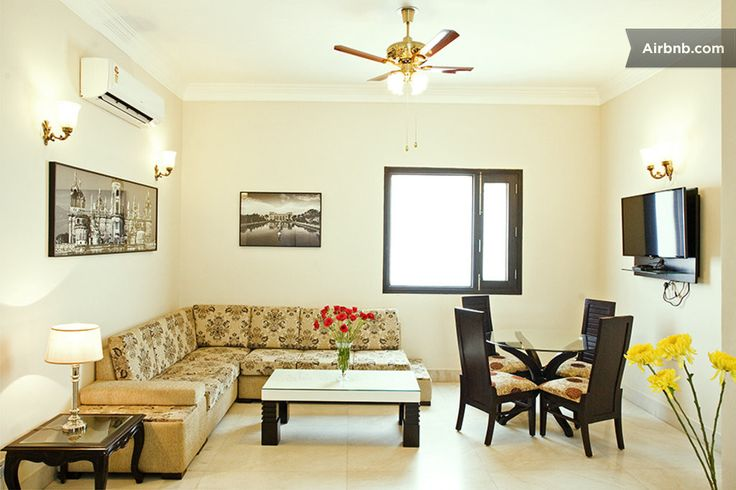 This newly built 3BHK Service Apartment in Connaught Place is amazingly located in the heart of Central Delhi's with warm cozy homely hospitality set in a leafy green colonial era mansion. For more contact @ +91- 8510006862 / 9999998386 / 9999995659