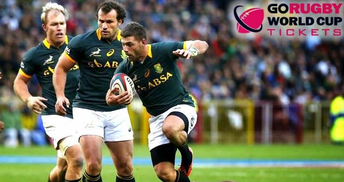 Go Rugby World Cup Updates: Le Roux Signed A Contract with PUMA